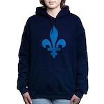 FleurLysQc1 Hooded Sweatshirt