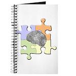 Brain Maze/Puzzle Journal