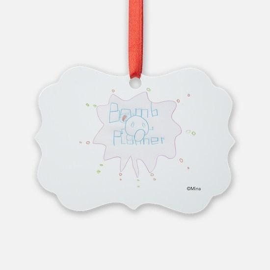 BOMBRUNNER Ornament