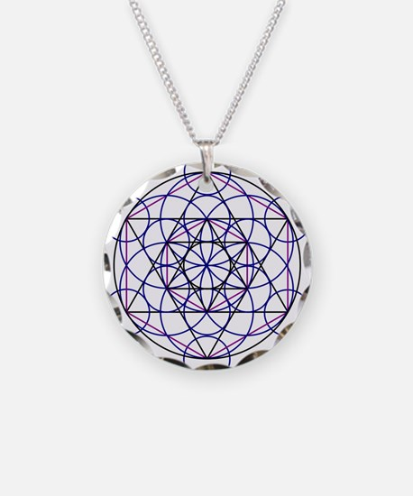 Merkaba Field Necklace