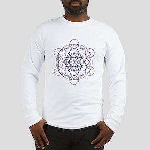 Merkaba Field Long Sleeve T-Shirt