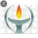 Metalic Chalice Puzzle