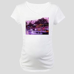 October In LA Maternity T-Shirt
