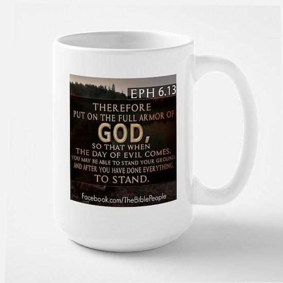 Ephesians 6:13 Mugs