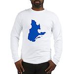 CarteQc2PMS293 Long Sleeve T-Shirt