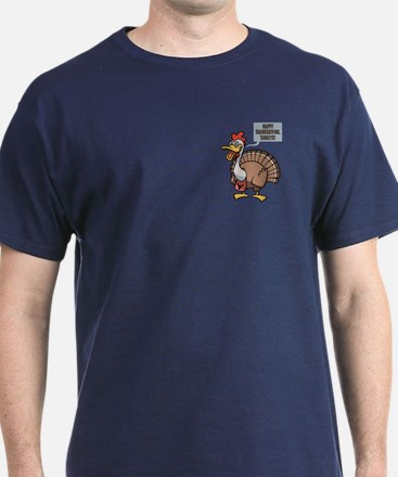 Thanksgiving Turkeys T-Shirt