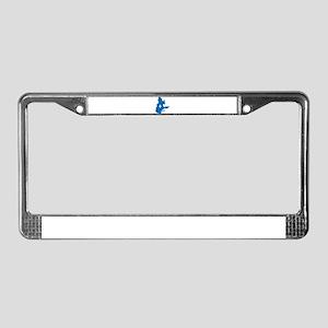 CarteQc1AvecLys License Plate Frame