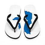 CarteQc1AvecLys Flip Flops