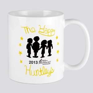 The Happy Huntleys Mugs