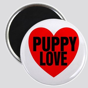 PUPPYLOVE Magnets
