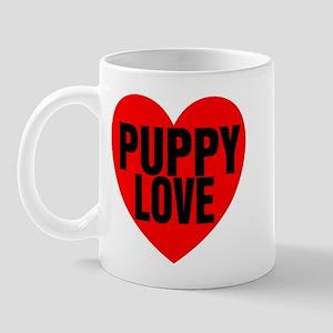 PUPPYLOVE Mugs