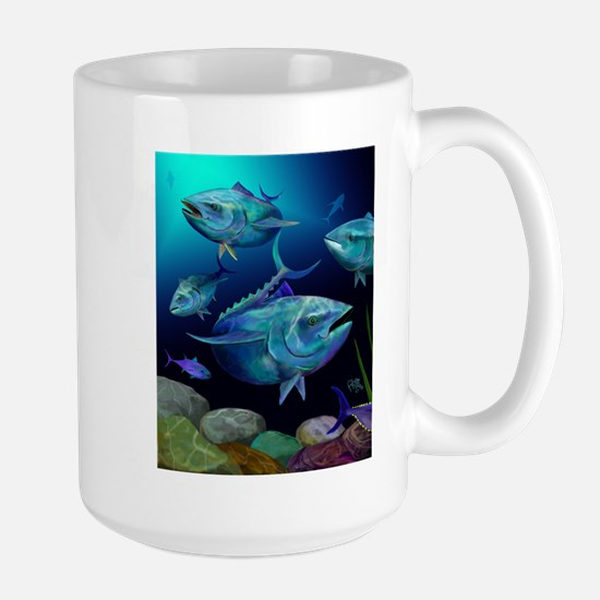 Blue Fin Tuna Mugs