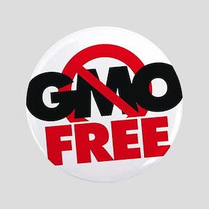 """GMO Free 3.5"""" Button"""
