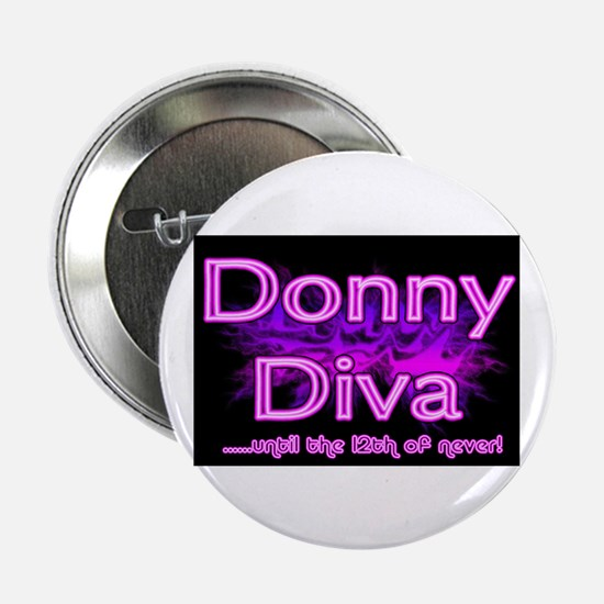 "Unique Donny 2.25"" Button (10 pack)"