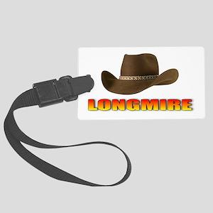 Sheriff Walt Longmire Luggage Tag