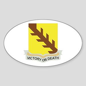 DUI - 1st Squadron,32nd Cavalry Regiment Sticker (