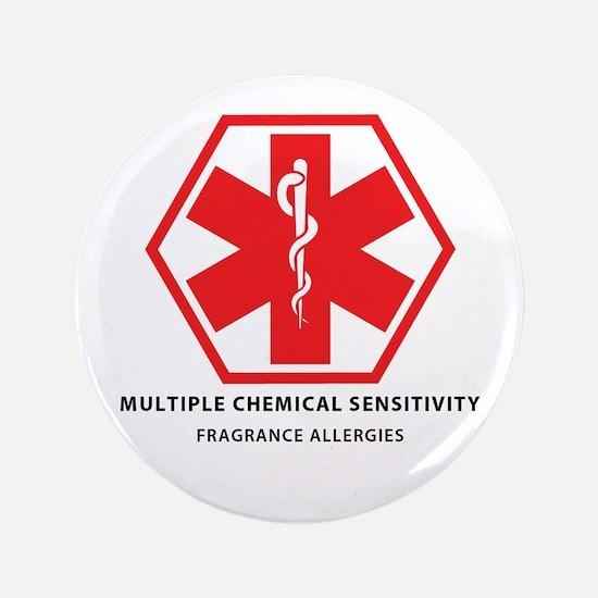 Multiple Chemical Sensitivity-MCS 3.5&Quot; Button