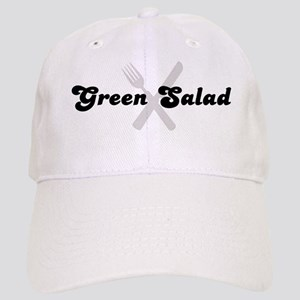 Green Salad (fork and knife) Cap