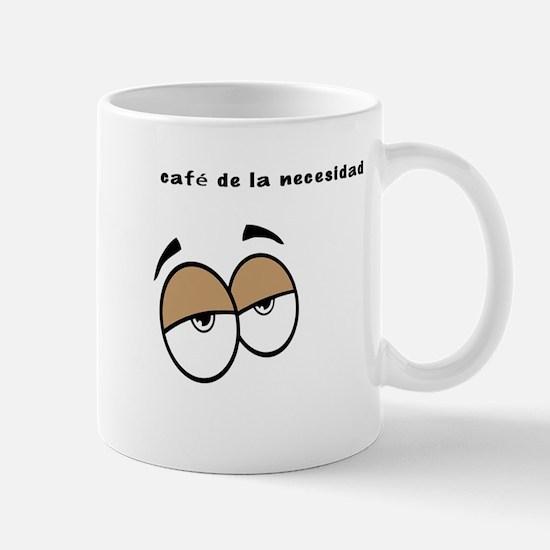 Very Tired Mug Mugs