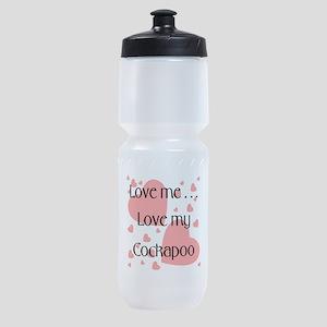 cockapooloveme Sports Bottle