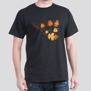 Falling Autumn Leaves T-Shirt