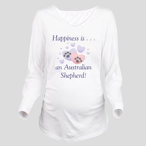 happinessashep Long Sleeve Maternity T-Shirt