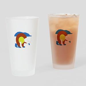 C0LORADO Drinking Glass