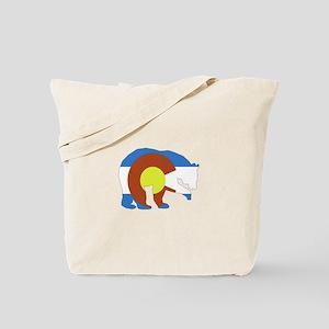C0LORADO Tote Bag