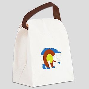 C0LORADO Canvas Lunch Bag