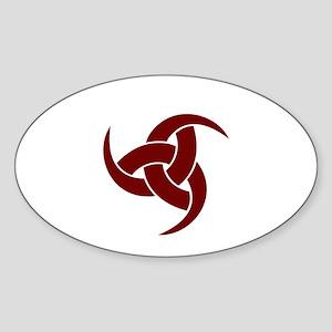 Odin Triple Horn Sticker