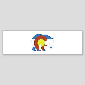 C0LORADO Bumper Sticker