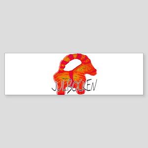 Julbocken the Yule Goat Bumper Sticker