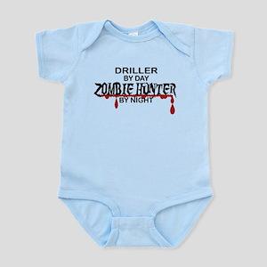 Zombie Hunter - Driller Infant Bodysuit
