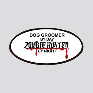 Zombie Hunter - Dog Groomer Patches