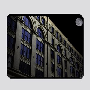 Moon Over St. Louis 4 Mousepad