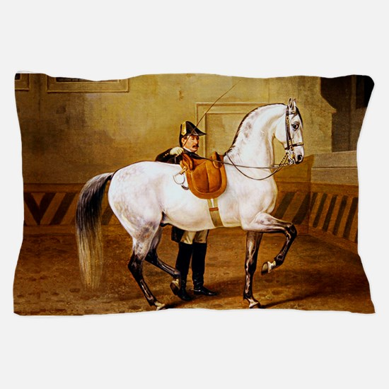Andalusian Horse Pillow Case