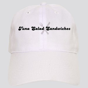 Tuna Salad Sandwiches (fork a Cap