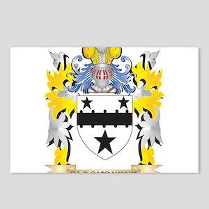 Blackburne Coat of Arms - Postcards (Package of 8)