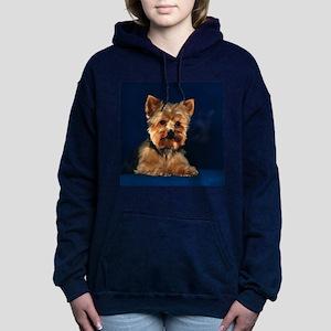 yorkietile Hooded Sweatshirt