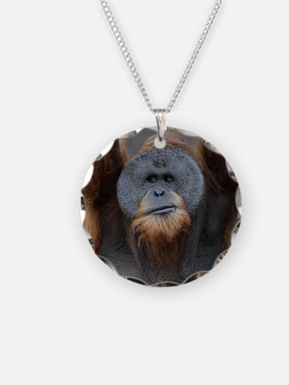 OrangUtan013 Necklace