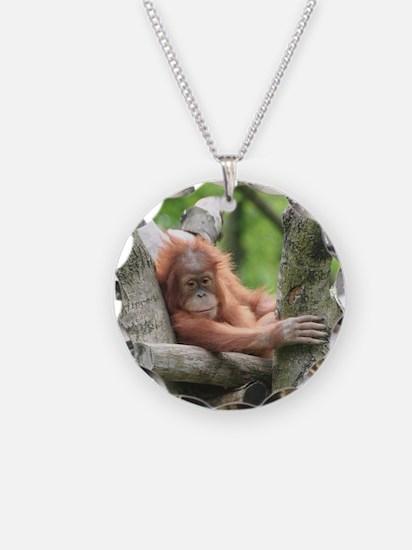 OrangUtan015 Necklace