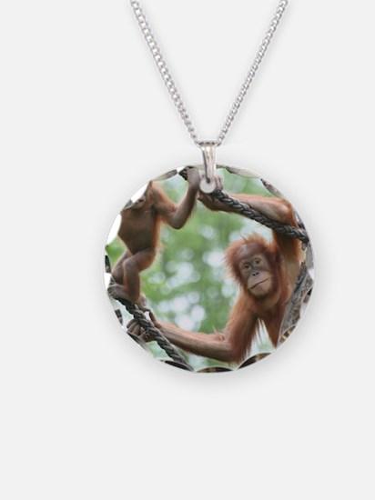 OrangUtan016 Necklace