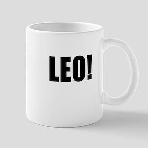 Leo! - charmed tv Mugs