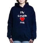 cousinlovesme Hooded Sweatshirt