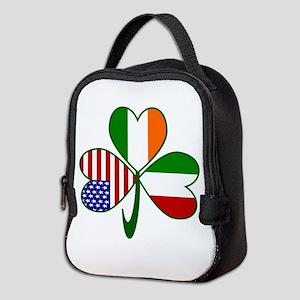 Shamrock of Italy Neoprene Lunch Bag