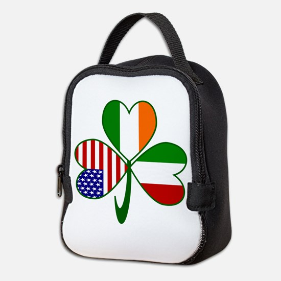 Shamrock of Italy Neoprene Lunch Bag
