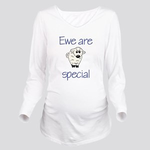 ewespecial Long Sleeve Maternity T-Shirt