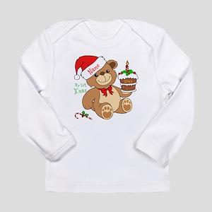 My 1st Christmas Long Sleeve T-Shirt
