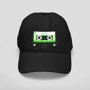 Cassette Tape - Green Black Cap