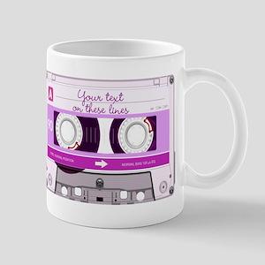 Cassette Tape - Pink Mug